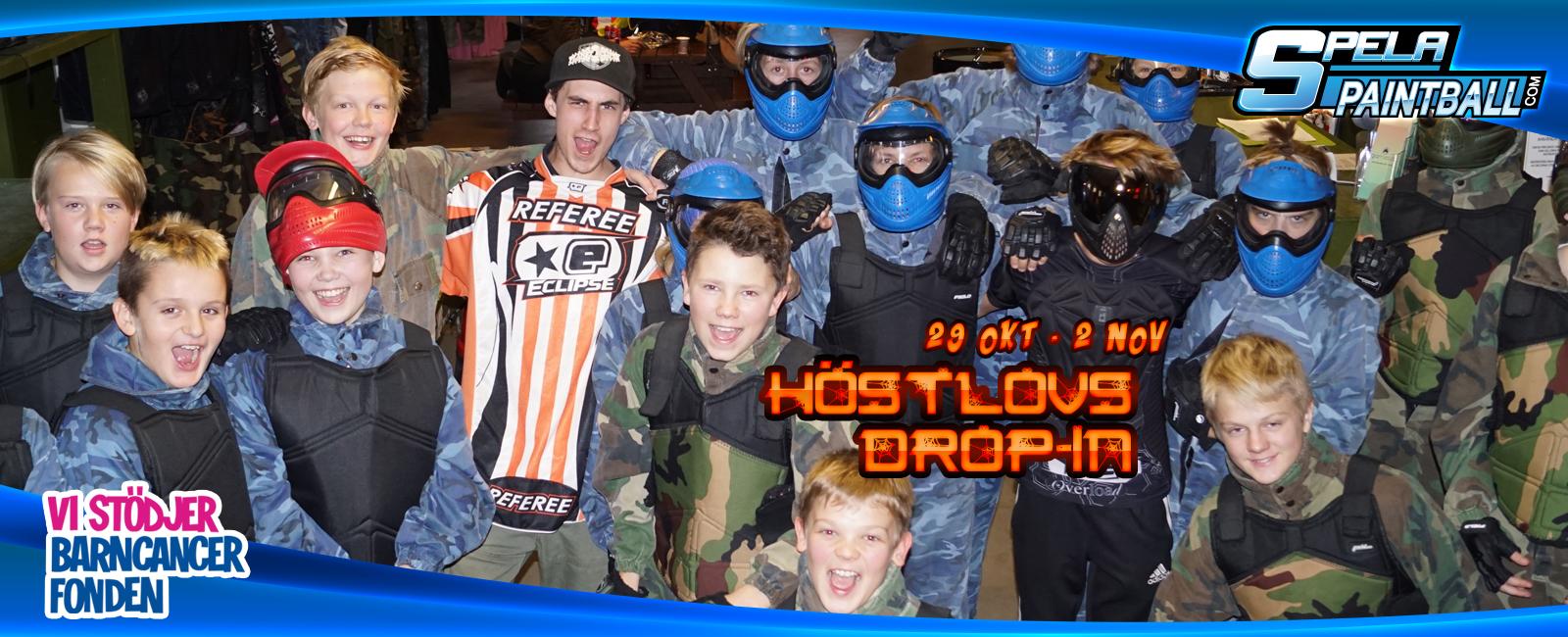 Höstlovs Drop-in