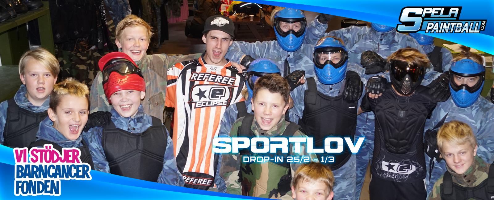 Sportlovs Drop-in