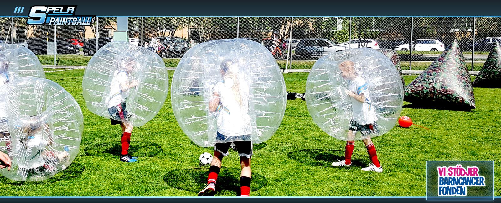 Hyr Bubble Balls