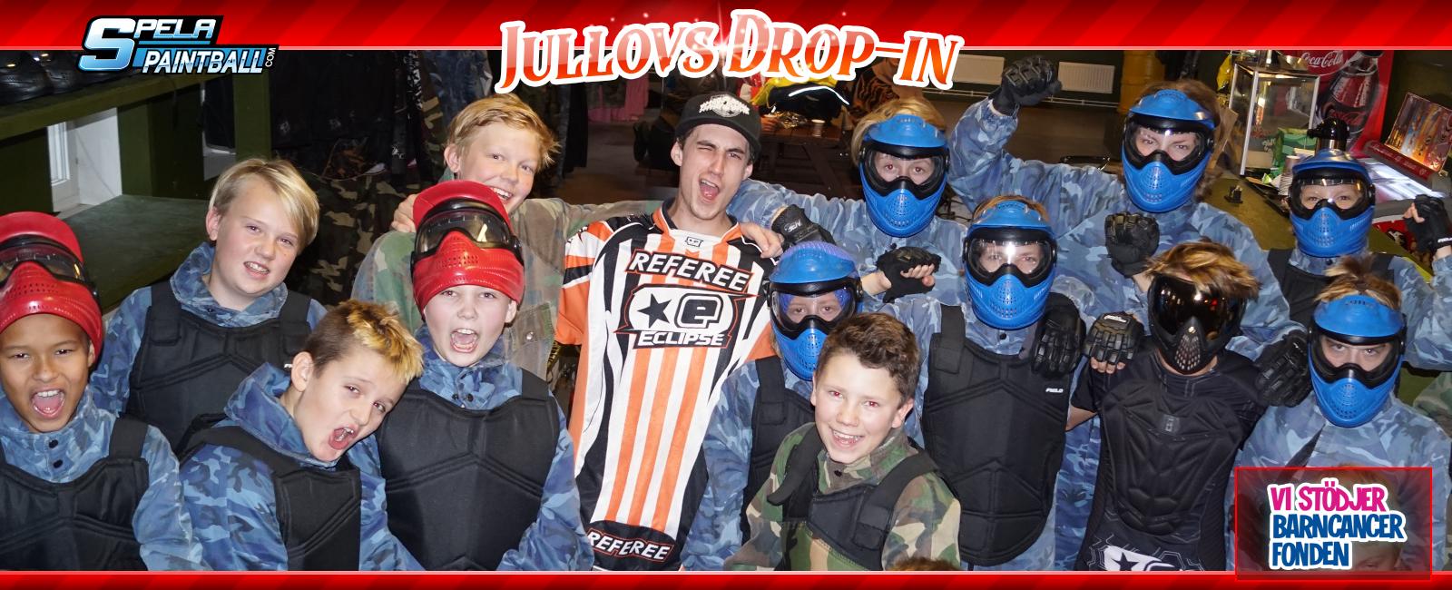 Jullovs drop-in